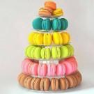 6 Tier Macaron Display Stand for macarons